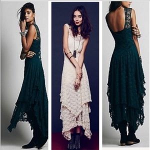 Free People French Courtship Slip Dress Size XS